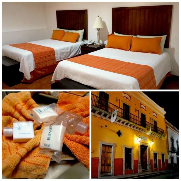 Hotel Casa Virreyes Guanajuato