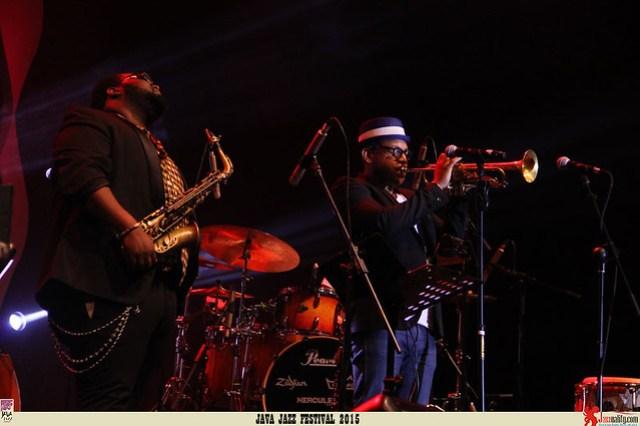 Java Jazz Festival 2015 Day 2 - Etienne Charles