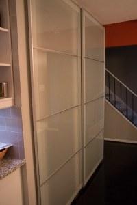 Installing Ikea Pax Doors as Sliding Closet Doors (Ikea Hack)
