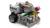 Fllying Gecko EV3 Robot ~ Lego Spiele