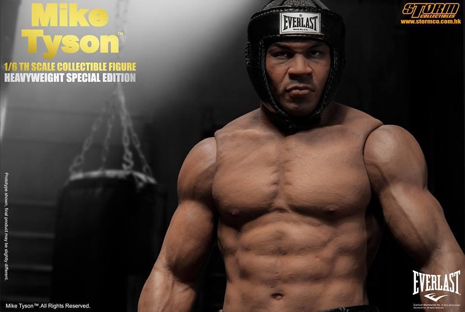 【官圖更新】TOY SOUL 2014 Storm Collectibles【Mike Tyson】1/6 重量級拳王 麥克·泰森 特別版 | 玩具人Toy People News
