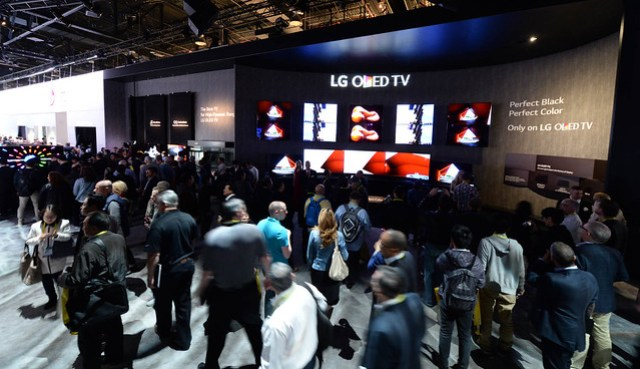 CES 2015 Stand