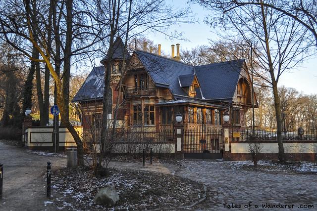 POTSDAM - Russische Kolonie Alexandrowka