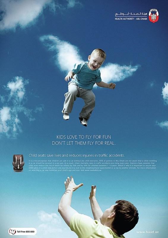 Health Authority Abu Dhabi - Fly 3