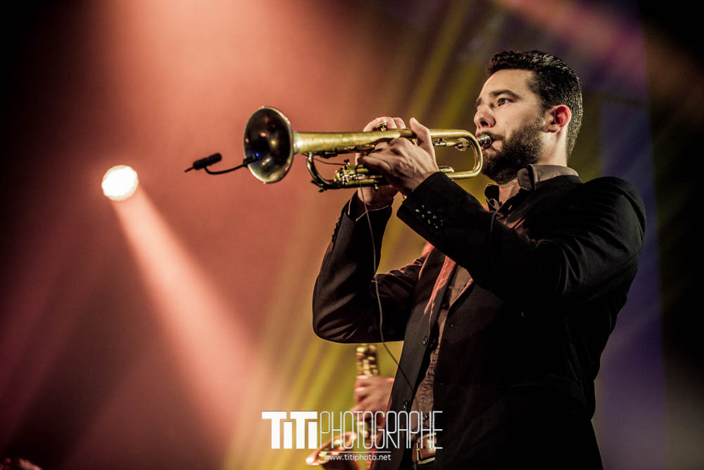Haïdouti Orkestar-Rencontres Brel-2016-Sylvain SABARD