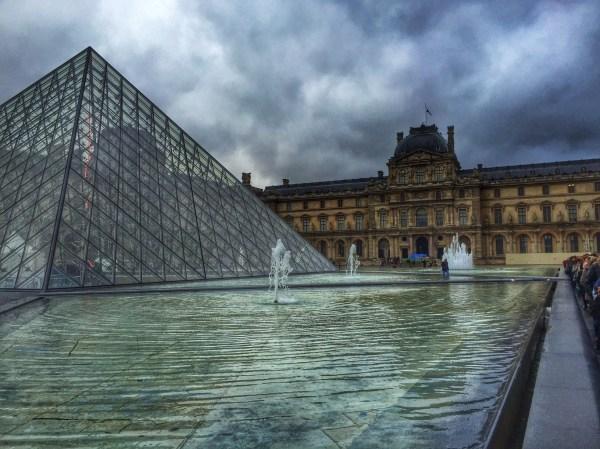 Louvre - Iphone