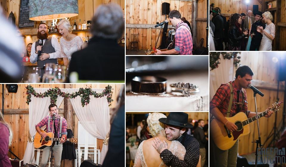 Autumn South Pond Farms Wedding Photography 0078