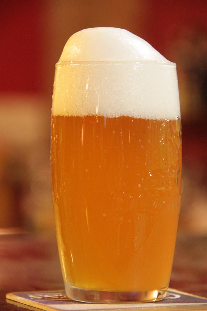 Foto de un vaso de cerveza gratis