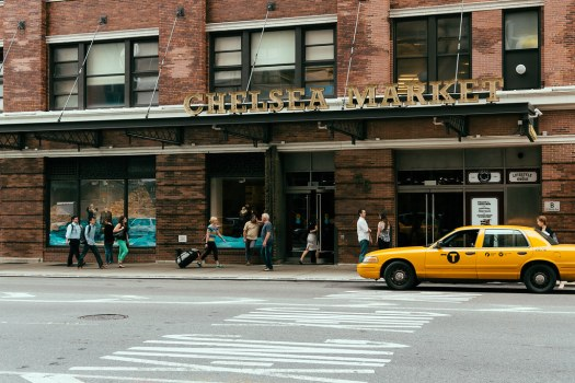 New-York-City-Chelsea-Market-Exterior