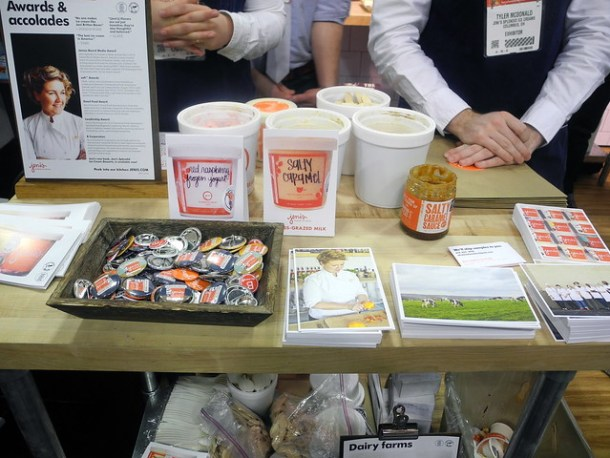 Winter Fancy Food Show Jeni's Ice Cream