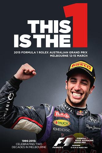 F1 2015 - Australia