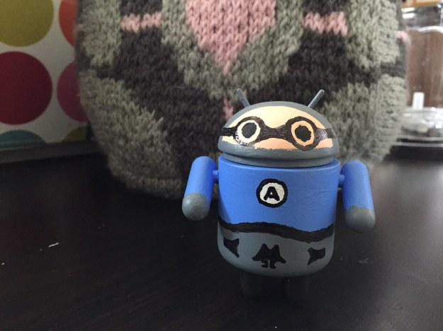 Little Jimmy the Robot of the Aquabats