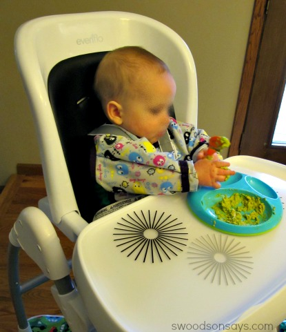 Baby long sleeved bib