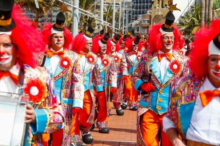 Resultado de imagen para Carnavales- Gran Canaria