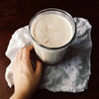 Ashwagandha Maple Walnut Milk (vegan + gluten free)