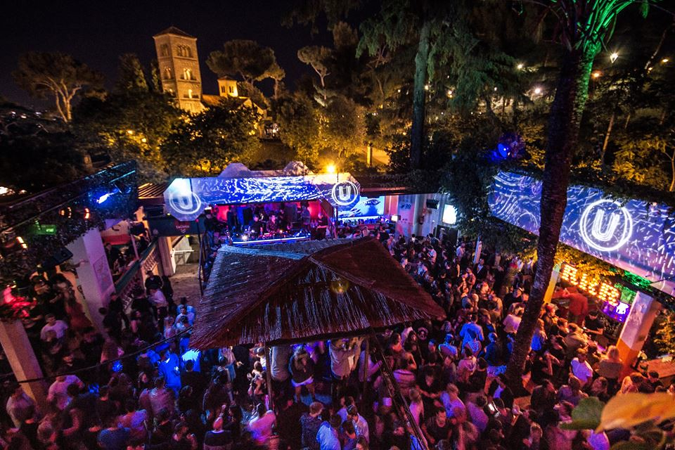 La Terrrazza Barcelona  Atmospherical Fun Club