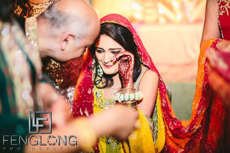 Atlanta Muslim Ismaili Indian Wedding   Pithi Sangeet