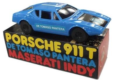 REEL De Tomaso Pantera