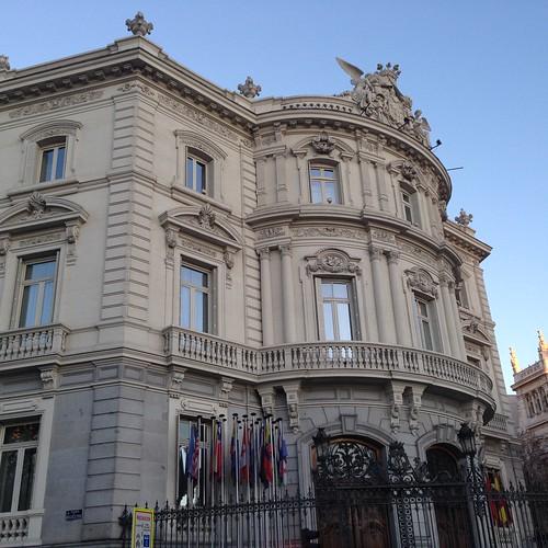 Casa América, Madrid