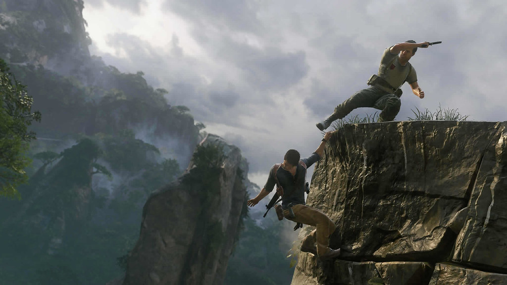 Naughty Dog: PS4 Pushes The Scale Of Environment In Uncharted 4