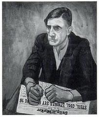 Alice Neel Portrait of Paddy Whalen: 1935