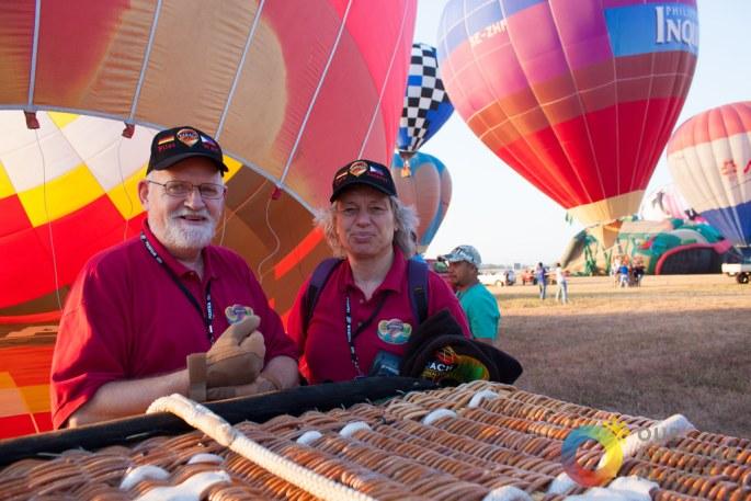 19th Philippine International Hotair Balloon Fiesta