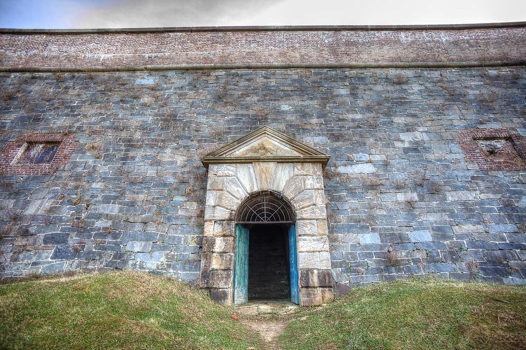 Bottom Entrance, Fort Washington
