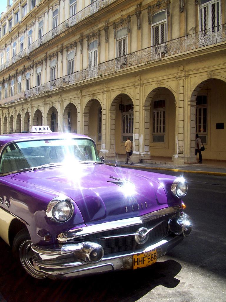 rejs på egen hånd på Cuba - transport