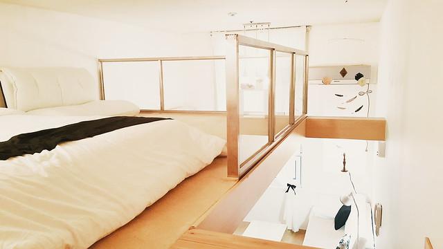 Seoul loft rental