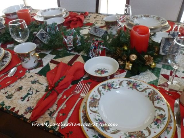 Lenox Holiday Placemats