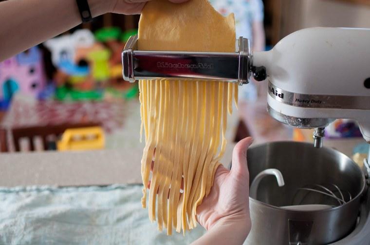Homemade Pasta 9