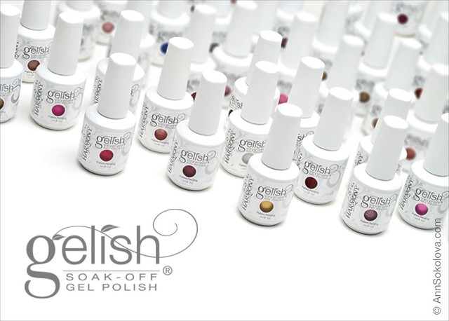 02 Gelish Gel Polish Fake