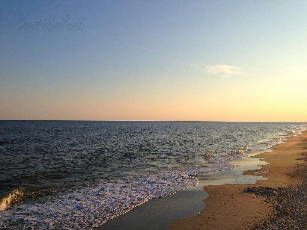 Island Oak Beach Nc Pier