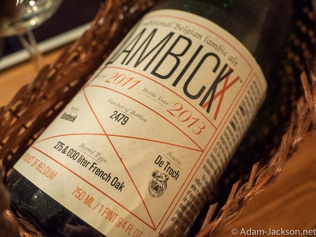 Lambickx (Wambeek, De Troch)