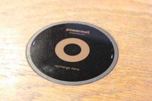 Starbucks Coffee Wireless Charging Powermat