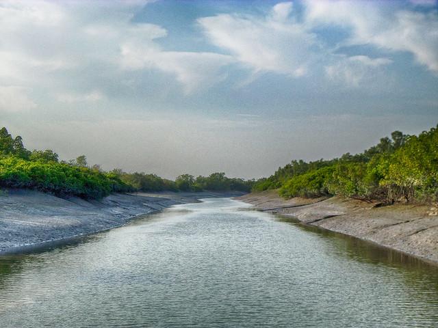 Sarakkhali - An Watery Highway
