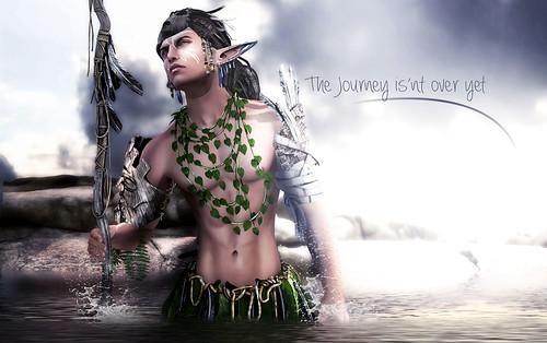Journey is'nt over yet