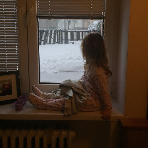 Loving the Snow (1/27/15)