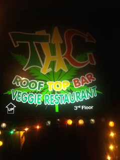THC Roof Top Bar Chiang Mai