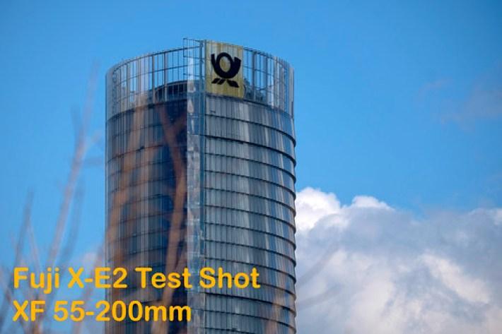 Testshot #2 - Fuji X-E2