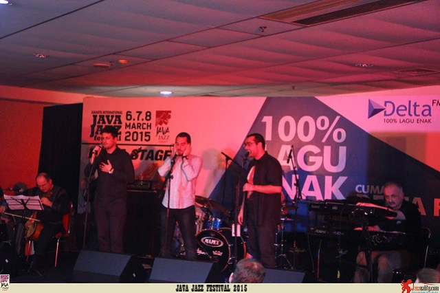 Java Jazz Festival 2015 - Iriao
