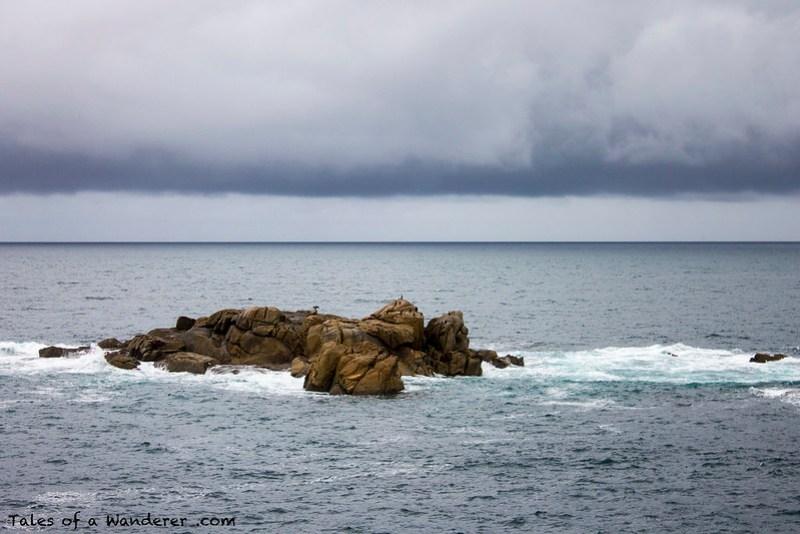 A CORUÑA - Illa do Pé