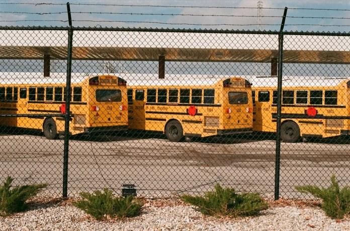 School Buses - Sears Lens