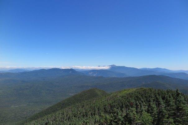 Mt Carrigain View Mt Washington