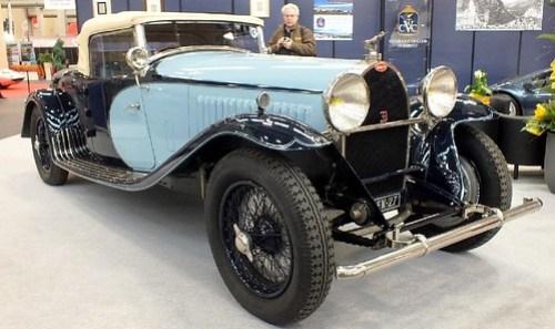 Bugatti Type46 Petite Royale 1930