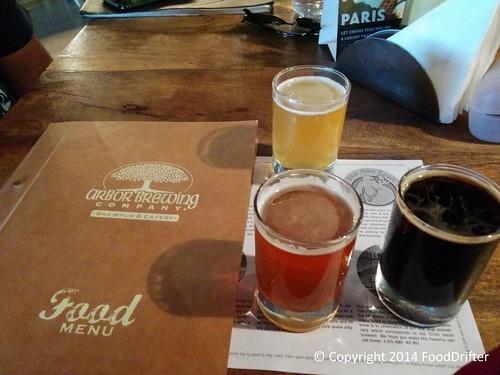Arbor Beer Samplers