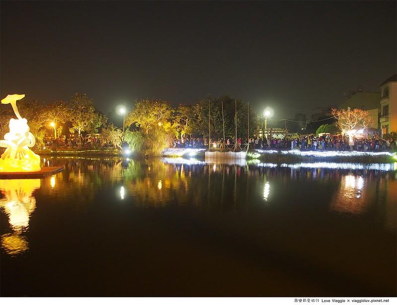 元宵節燈會,台南景點,月津港燈節 @薇樂莉 Love Viaggio | 旅行.生活.攝影