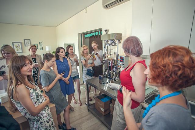 13 PeNa Анна Соколова серия Франжипани презентация