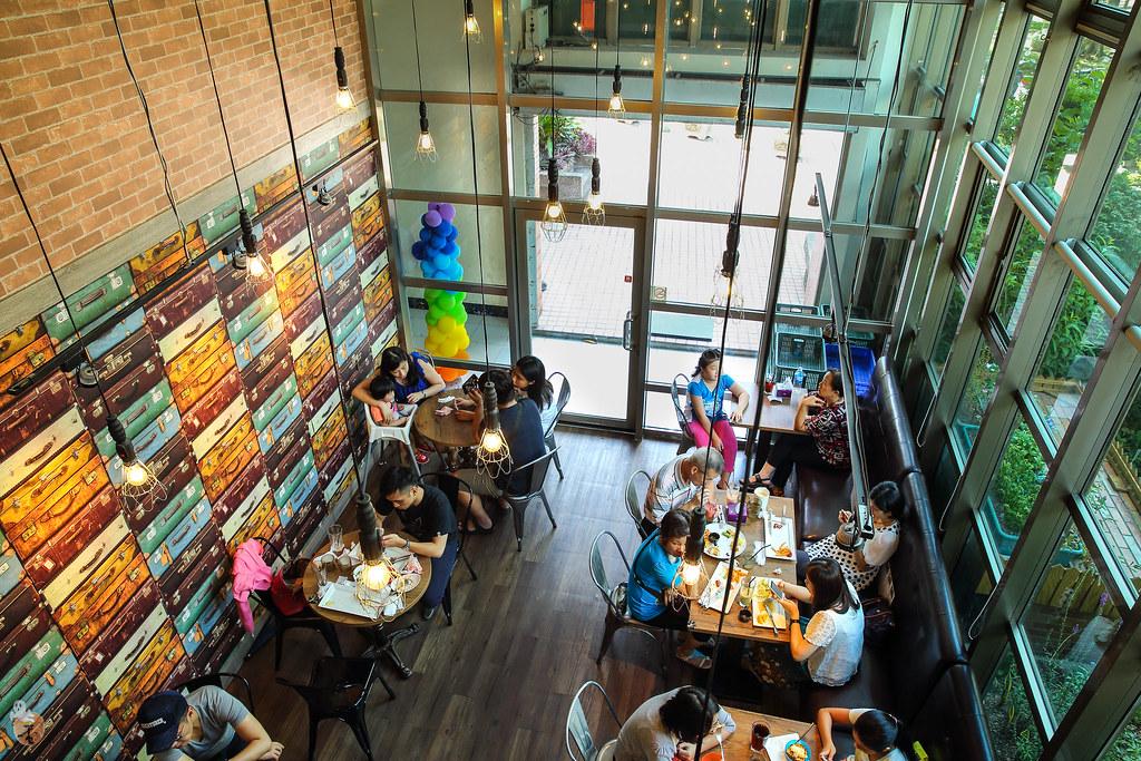 [新北]新莊早午餐店-豐滿三明治.還有咖啡下午茶就在豐滿中信店 by蛋拔 @ 蛋拔的遊玩日記 :: 痞客邦