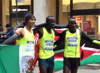 Juan Luis Barrios NYC Hal Marathon 2015